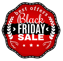 Black Friday & Cyber Monday Offers