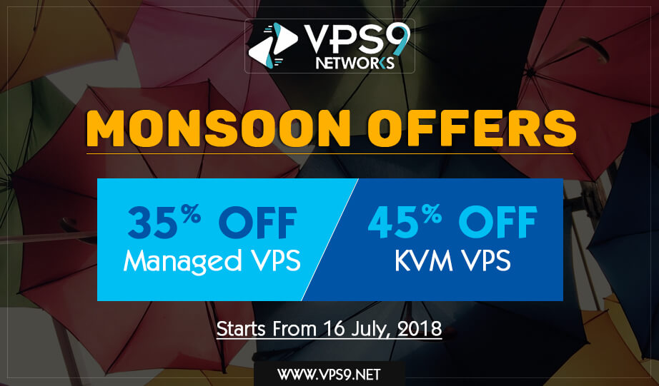 VPS9 Monsoon-offers