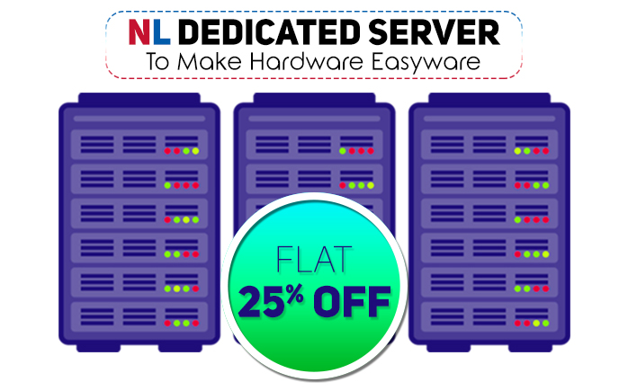 25% Lifetime Offers on NL Servers