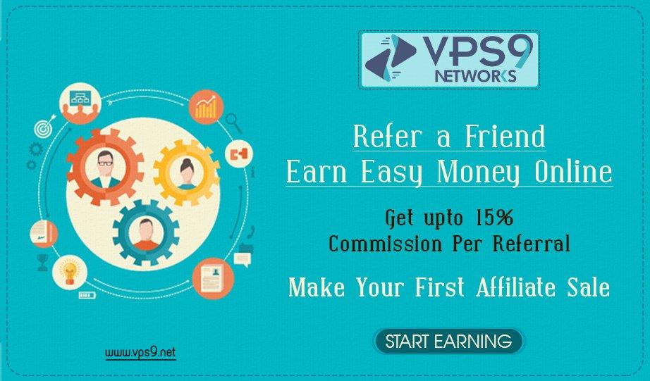 VPS9 Affiliate Program