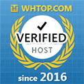 WHTOP - Verified Host